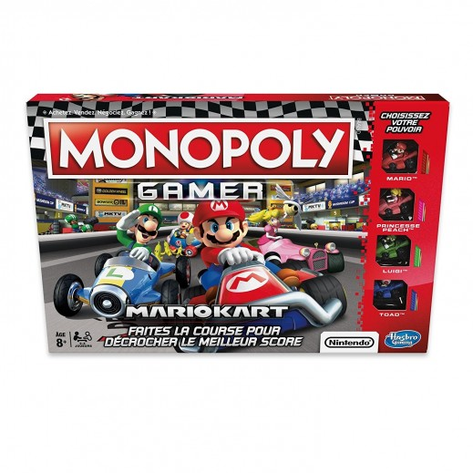 هاسبرو - لعبة مونوبولي بتصميم ماريو
