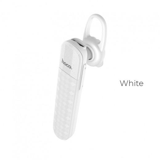 هوكو - سماعة بلوتوث لاسلكية E25 - أبيض