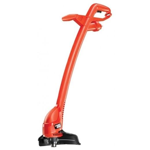 بلاك أند ديكر – ماكينة قص العشب بقوة 300 واط – برتقالي