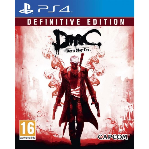 DMC Devil May Cry: PS4 نظام - PAL