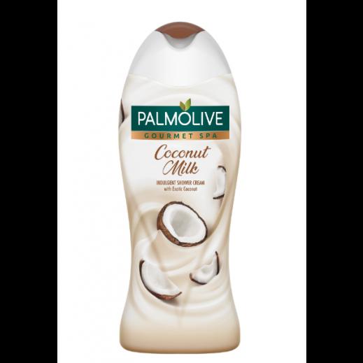 بالموليڤ – سائل الإستحمام كريم جورميه سبا حليب جوز الهند - 250 مل