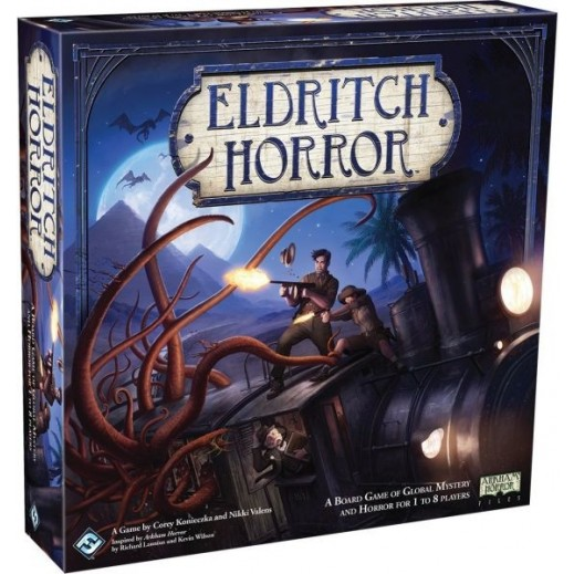 لعبة Eldritch Horror