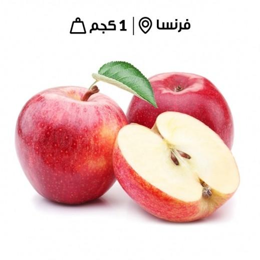 تفاح سُكّري فرنسي طازج ( 1 كجم تقريبا)