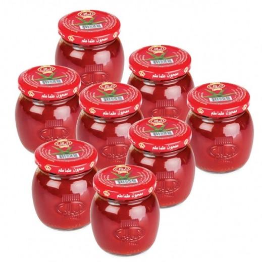 اشتري العلالي صلصة الطماطم 8 130 جم توصيل Taw9eel Com