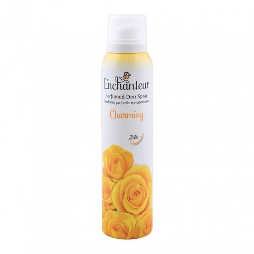 انشانتير – مزيل عرق معطر شارمينج 150 مل