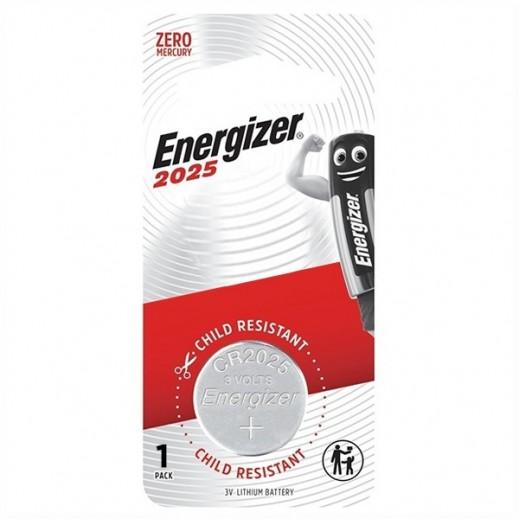 أنرجيزر -  بطاريه ليثيوم2025 بقوة 3 فولت