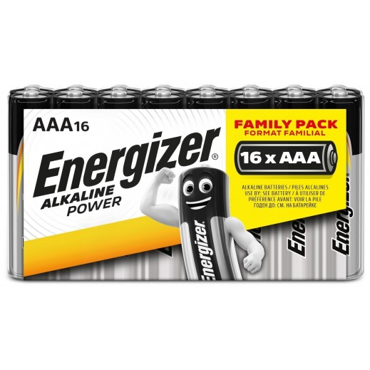 انرجايزر - بطاريات باور الكالين AAA 16