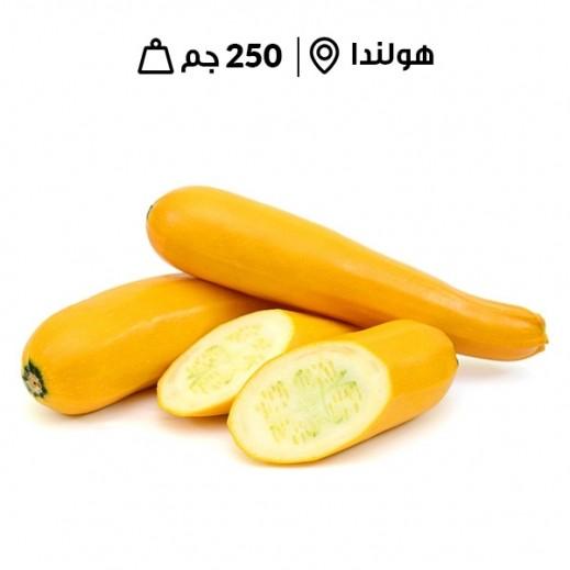 كوسة صفراء طازجة هولندا (  250 جرام تقريبا)