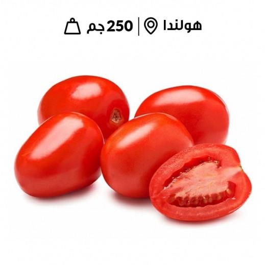 طماطم بلحيّة هولنديّة  طازجة ( 250 جم)