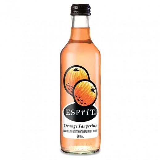 اسبريت - ماء فوار اورانج تانجرين مع عصير فاكهة - 300 مل
