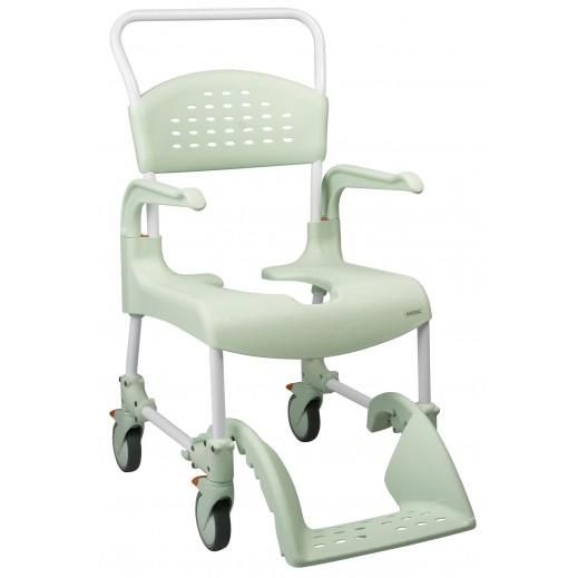 إيتاك - كرسي استحمام وتواليت بعجل   - يتم التوصيل بواسطة Al Essa Company