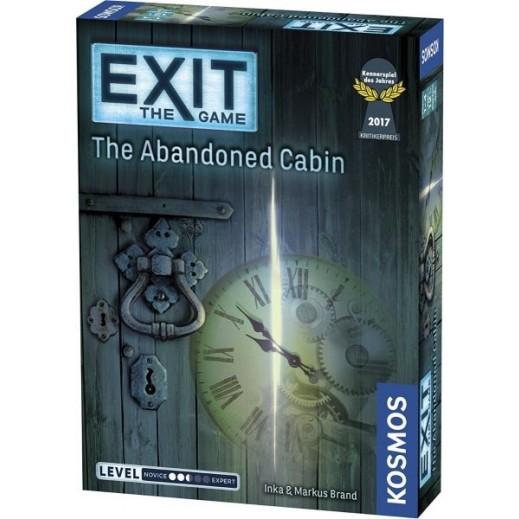 لعبة Exit: The Abandoned Cabin