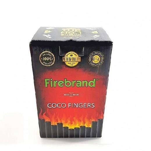 فاير براند – أصابع فحم للأرجيلة والبخور 1 كجم