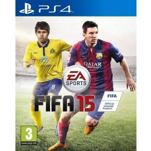 لعبة FIFA 15 لبلاي ستيشن 4 – PAL ( تعليق باللغة العربية )