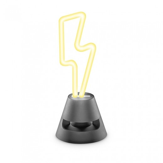 سيليولار لاين - مكبر صوت بلوتوث نيون - أصفر