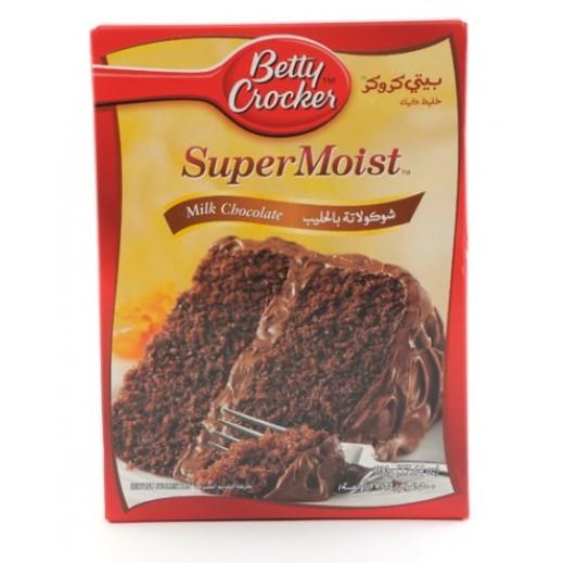 بيتي كروكر - خليط كيك بالشوكولاتة والحليب 500 جم