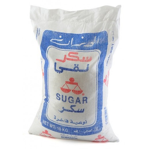 الوزان - سكر نقي 10 كجم
