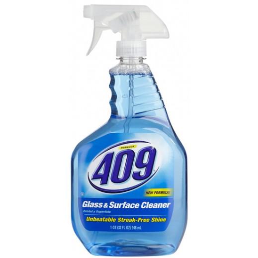 كلوروكس 409 – منظف الزجاج والأسطح 946 مل