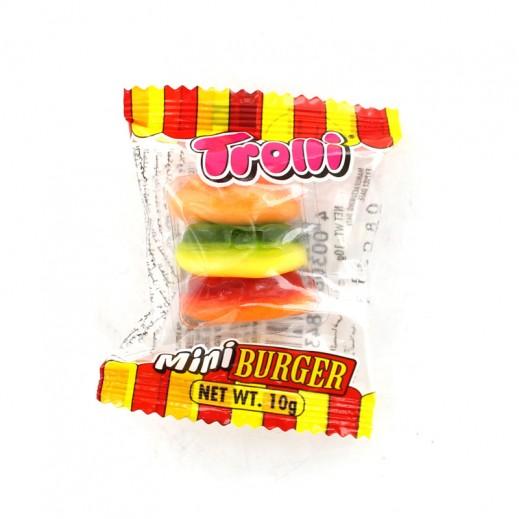 تروللي – حلوى جيلاتين ميني بيرجر 12 جم
