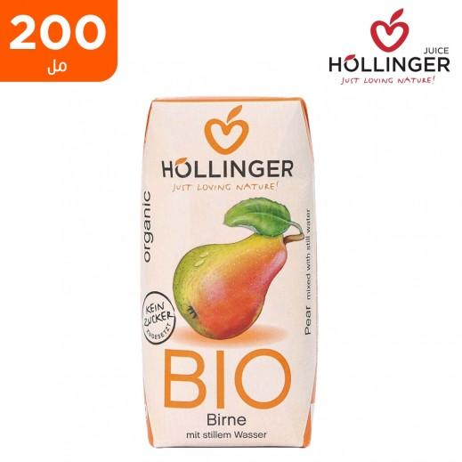 هولنجر مشروب الكمثري العضوي 200 مل