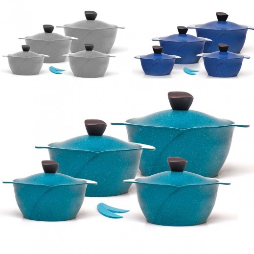 Master Granite Cookware 8 Pieces Set