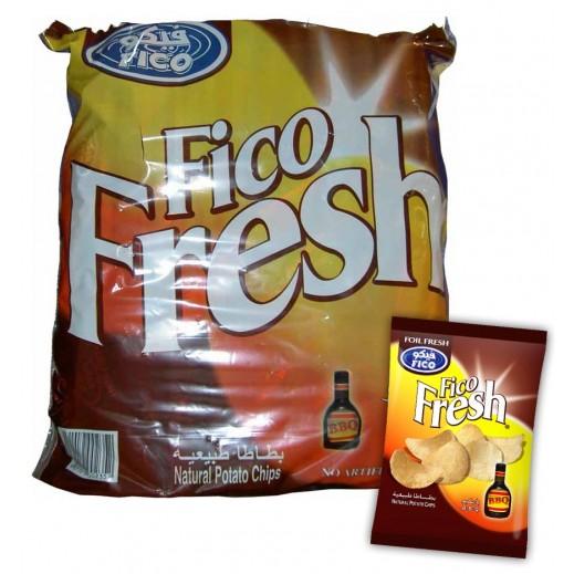 فيكو – بطاطا طبيعية بطعم الباربكيو 16 جم × 20 حبة
