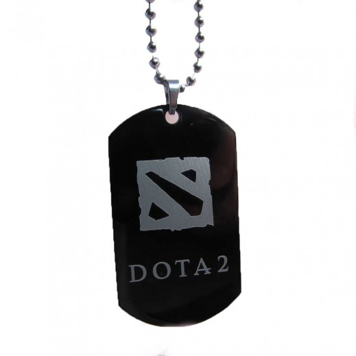 قلادة بتصميم لعبة Dota2