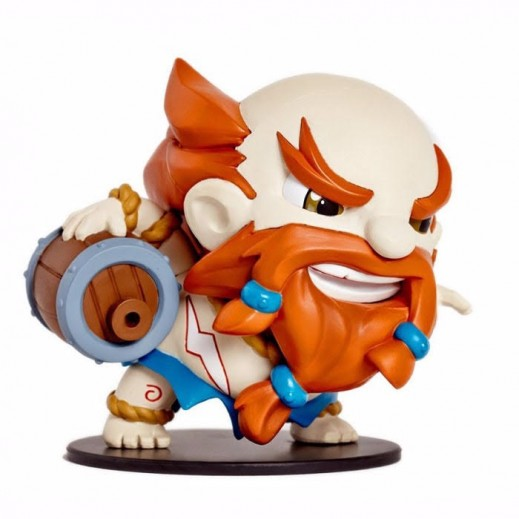 League Of Legend Gragus Figure