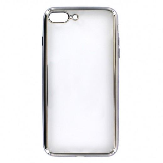 غطاء حماية خلفي لآي فون 7 Plus – رمادي