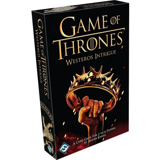لعبة Game of Thrones: Westeros Intrigue