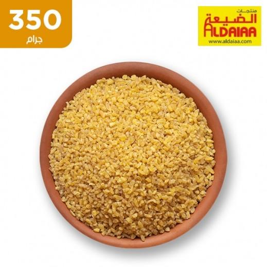 الضيعة - برغل اصفر خشن 350 جم