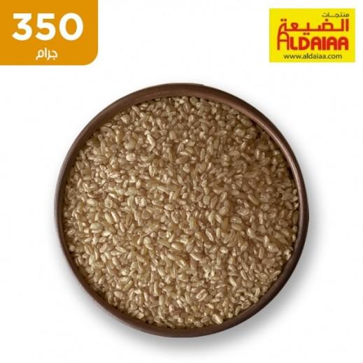 الضيعة - برغل بني خشن 350 جم