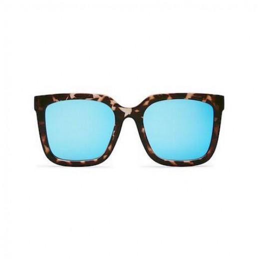 """نظارة كوى استراليا """"جنيسيس"""" – أزرق فيروزي 55 مم (QUA1108) - يتم التوصيل بواسطة Lenoor Crown"""