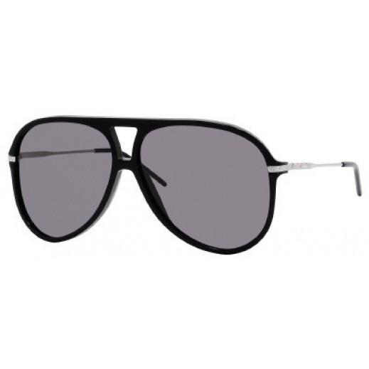 كريستيان ديور – نظارة شمسية رياضية أفياتور للرجال - أسود  - يتم التوصيل بواسطة Waleed Optics