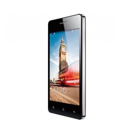 جوال GFIVE XHERO 7 شريحتين 3G اندرويد 4.4 كيت كات، 8 جيجابايت - اسود
