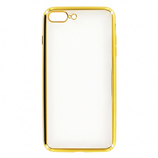 غطاء حماية خلفي لآي فون 7 Plus – ذهبي