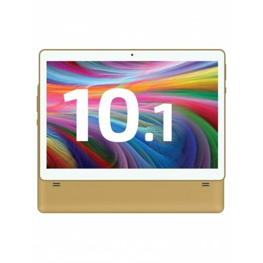 مارك – تابلت 10.1 إنش سعة تخزين 16 جيجابايت 3G – ذهبي
