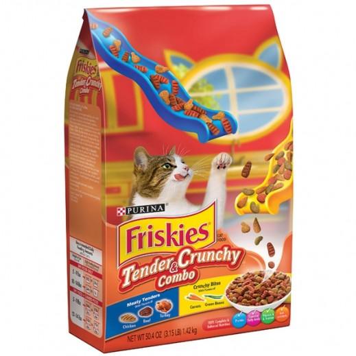 بورينا – طعام القطط الجاف فريسكس تيندر & كرانشي 1.42 كجم