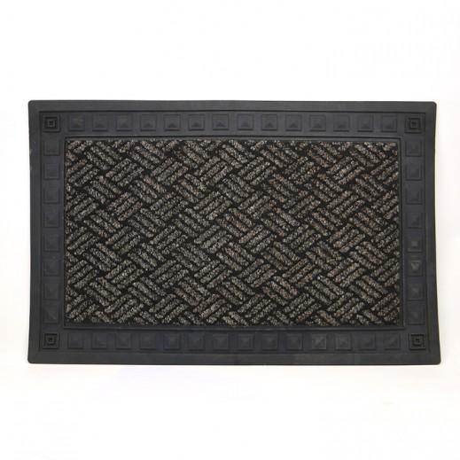 سجادة باب إيطالي (40 × 60 سم) - رمادي