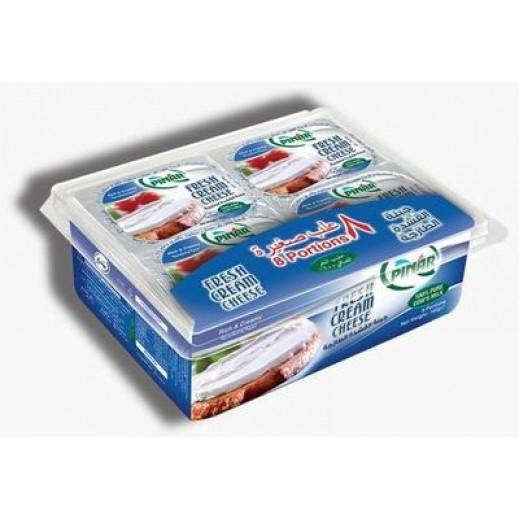 بينار – جبنة القشطة الطازجة (ازميرا) 8 × 20 جم