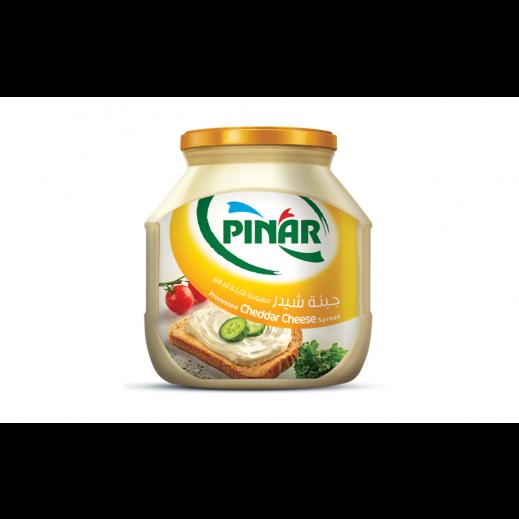 بينار – جبنة كاسات شيدر قابلة للدهن 500 جم