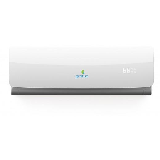 جراتوس - مكيف هواء سبليت 1.5 طن 18000 BTU  - يتم التوصيل بواسطة Smart Stores في خلال 3 أيام