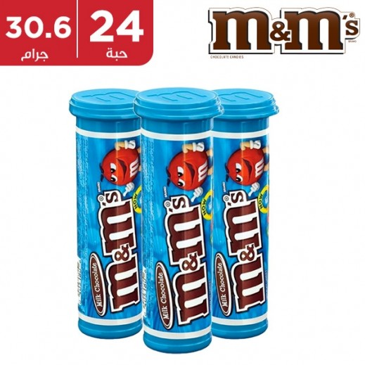 إم & إمز - مينيز تيوب 24×30.6 جرام