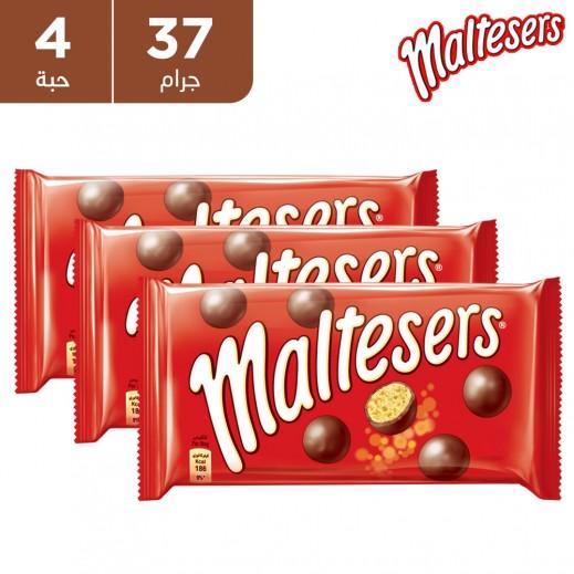 اشتري مالتيزرز شوكولاتة 4 37 جم توصيل Taw9eel Com