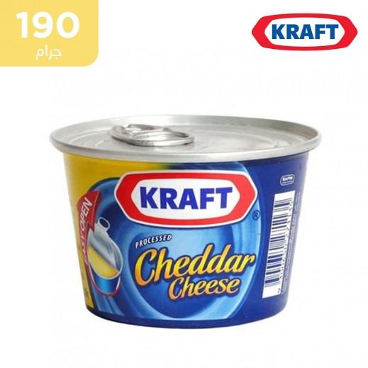 كرافت – جبنة شيدر مطبوخة 190 جم