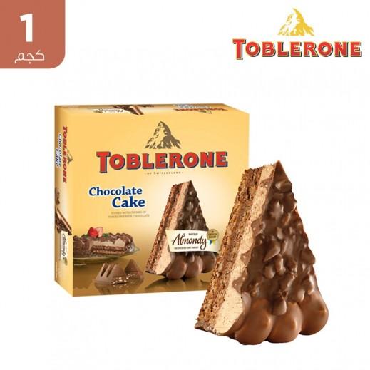 توبليرون كيكة شوكولاتة المجمدة خالية من الجلوتين 1000 جم