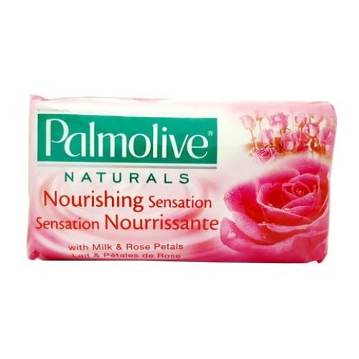 بالموليڤ – صابون بخلاصة الحليب وبتلات الورد 170 جم