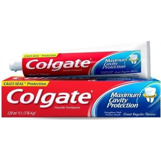 كولجيت – معجون أسنان لحماية الكلسيات 120 مل