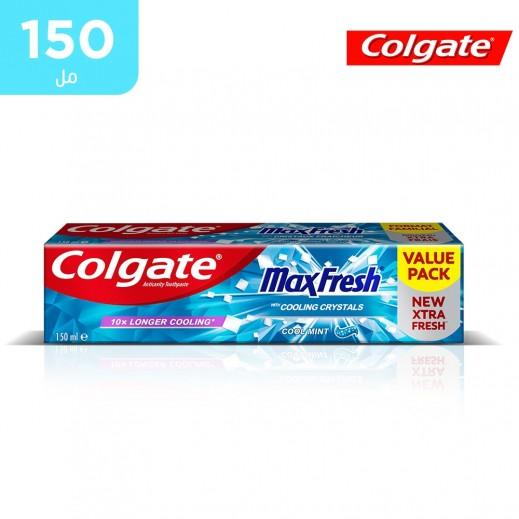 كولجيت - ماكس فريش كول مينت معجون أسنان - 150 مل