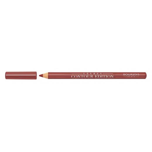 "برجوا- قلم تحديد الشفاه ""كونتر إيديشن"" بظل Funky Brown (رقم T11)"